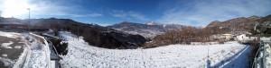 Panorama Inverno Campi Noriglio